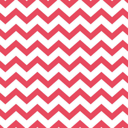 Seamless pattern with pink chevron