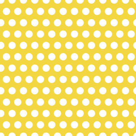 Seamless pattern with white dots 向量圖像
