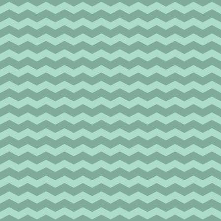 Seamless pattern with blue chevron