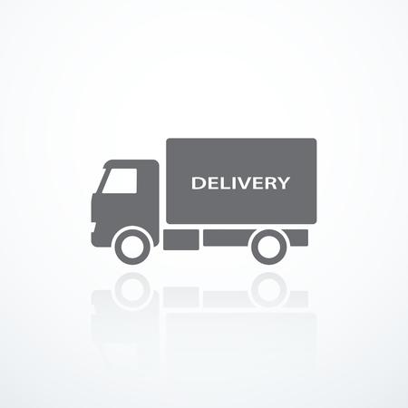 camion de livraison icon