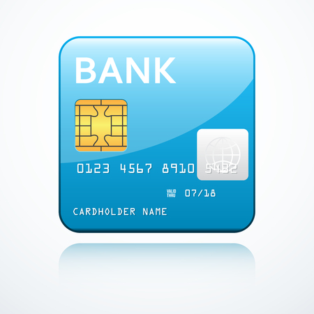 remittance: Bank card icon