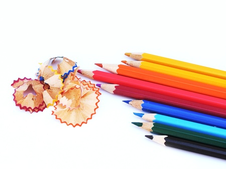 crayons Stock Photo - 10490184