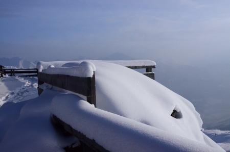 pile of snow