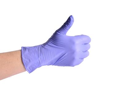 proctologist: Gesture ok