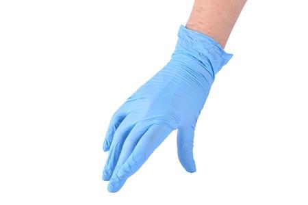 proctologist: Glove