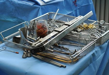medische instrumenten: Medical Instruments Stockfoto