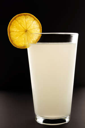 lemonade and lemon Stock Photo
