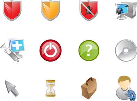 """spyware: Una colecci�n de Web y de aplicaciones iconos para dise�adores web. """"varico"""" icono conjunto 2"""
