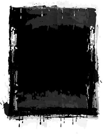 creases: Black Abstract background made with adobe illustrator