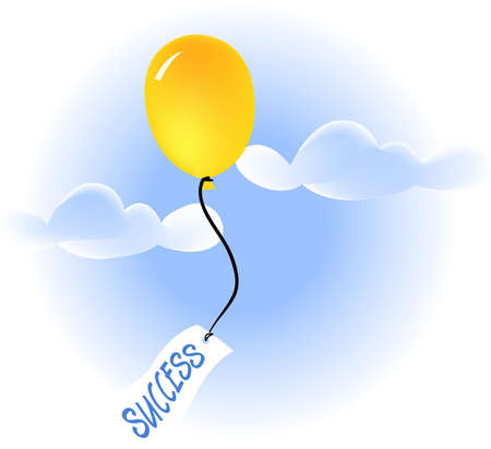 Fly to success photo