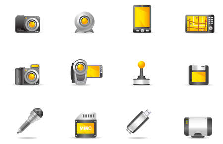 Philos icon set. Professional icons  for website and presentation.