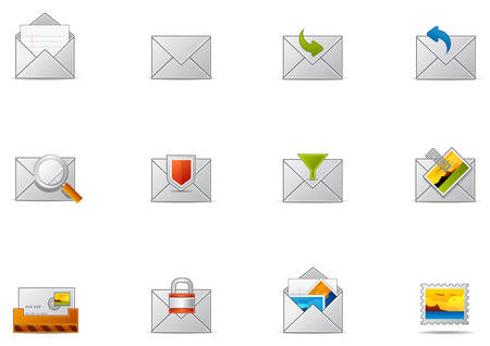 Commonly used email