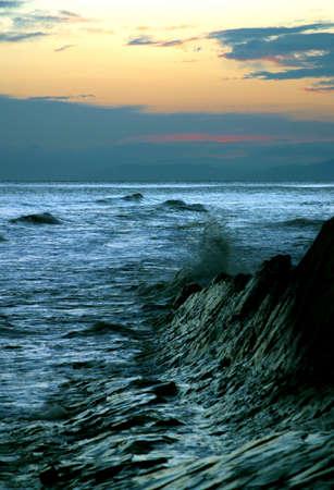 decline:  Decline on the black sea