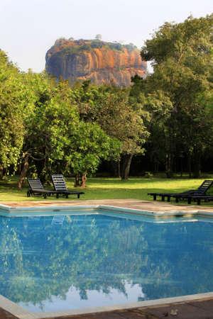 lions rock: Sri Lanka