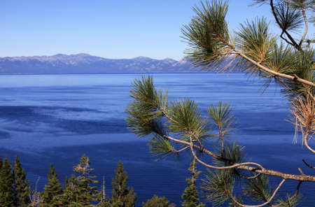 clean waters of Lake Tahoe, USA Stock Photo - 11040284