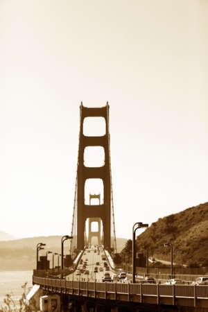 Golden Gate Bridge, San Francisco, California Stock Photo - 11395555