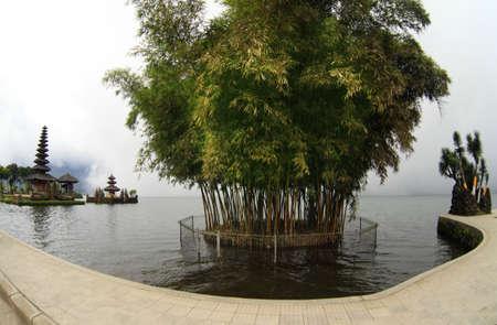 ulun: Bali water temple at bratan lake ulun danu bedungul