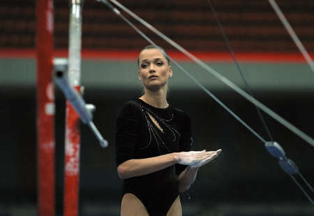 olympic: Known gymnast Svetlana Horkina