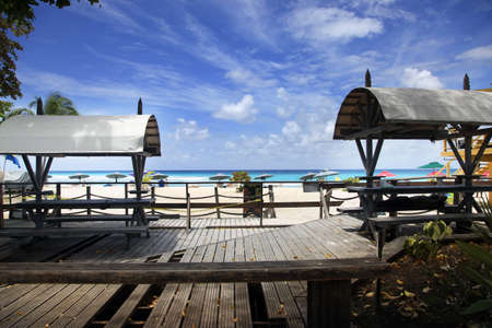 lawrence:  Barbados. St. Lawrence Gap. Dover Beach