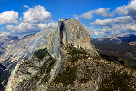 yosemite national park: Yosemite National Park in California. United States of America