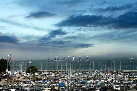 america's cup america: San Francisco CA USA August 31 2013: one of the most prestigious regattas in the world of the America39s Cup in San Francisco