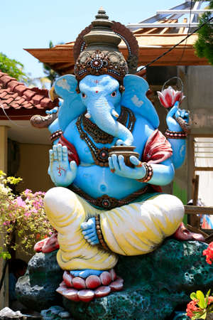lord ganesha: Ganesh is the god of India. Located in Bali, Indonesia