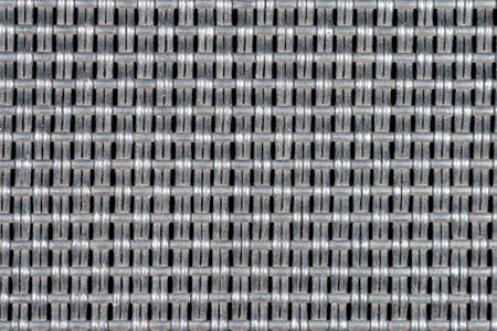 Close-Up of a fabric metal pattern for background purposes
