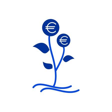 palmtop: Design Money tree vector