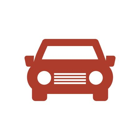 individual: car transportation individual person icon