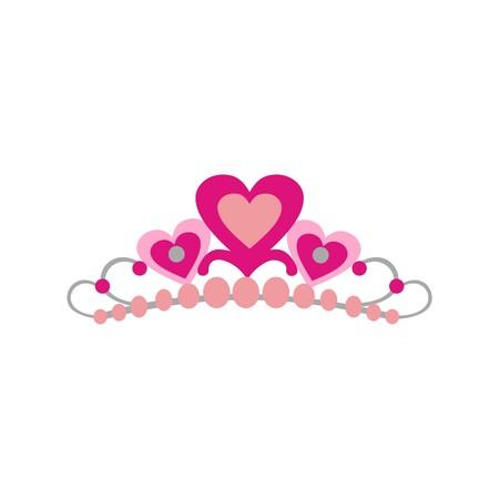 cintillos: bandas para la cabeza de joyería de amor icono de la belleza femenina