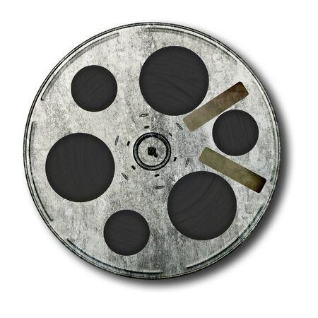 Roll film: Bobina de pel�cula pel�cula; muy antiguo y Guatemala-Canad�; aislado en Tierra Blanca