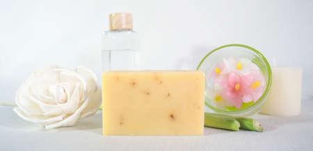 lemongrass soap photo