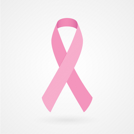 cancer patient: Ribbon of Breast Cancer