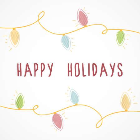 happy holidays: Happy holidays