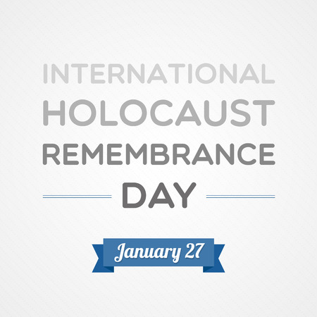holocaust: International Holocaust Remembrance Day