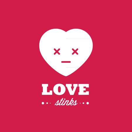 heart failure: Love stinks