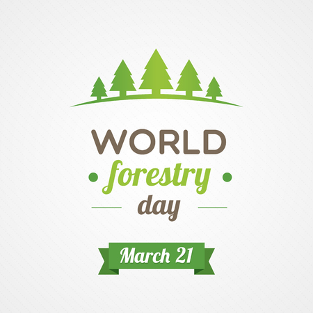 forestry: World Forestry Day