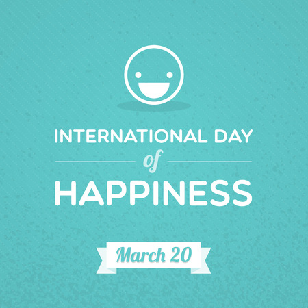 felicity: International Day of Happiness Illustration