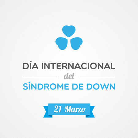 syndrome: World Down Syndrome Day