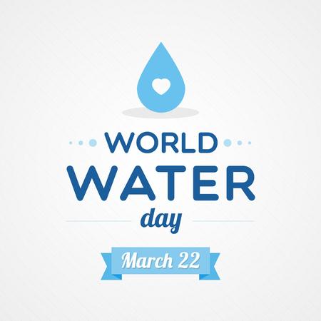 hydra: World Water Day Illustration