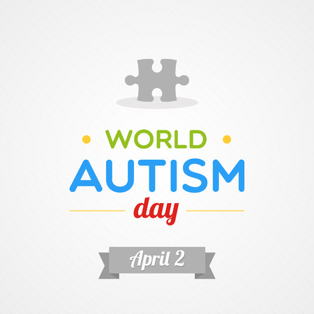 World Autism Day Vector