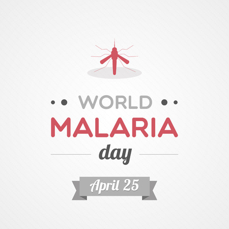 World Malaria Day Vector