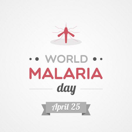 Journée mondiale contre le paludisme