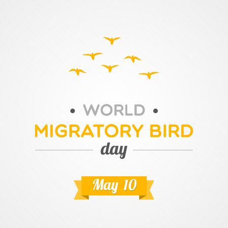 migratory: World Migratory Bird Day
