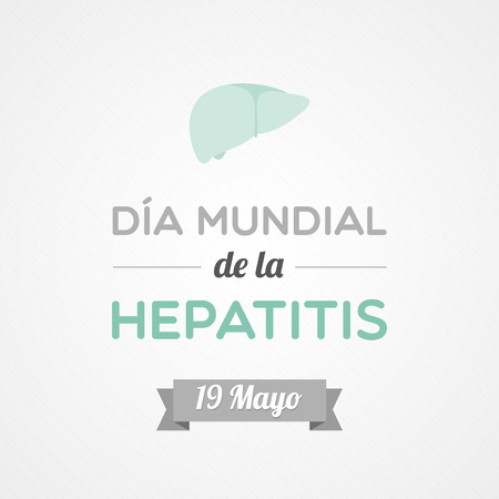 hepatitis prevention: World Hepatitis Day in Spanish
