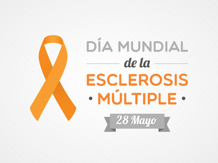 sclerosis: World Multiple Sclerosis Day in Spanish