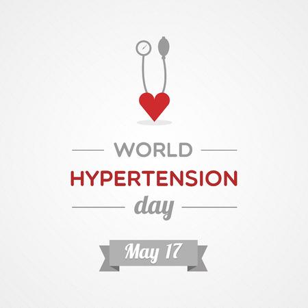 Giornata Mondiale Ipertensione Archivio Fotografico - 28525622