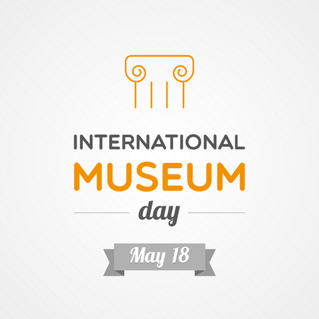 humankind: International Museum Day Illustration