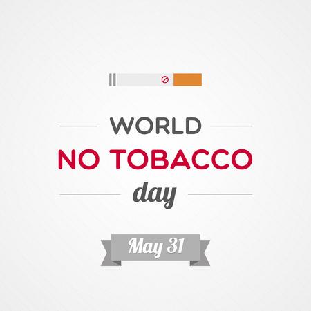 世界没有烟草日