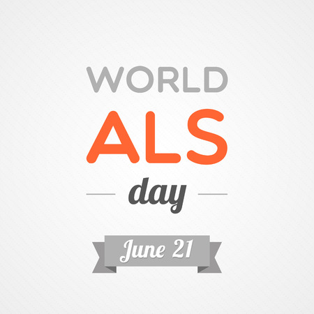 lateral: World ALS day